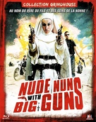 Nude Nuns with Big Guns - French Blu-Ray cover (xs thumbnail)