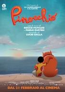 Pinocchio - Italian Movie Poster (xs thumbnail)