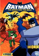 """Batman: The Brave and the Bold"" - Movie Cover (xs thumbnail)"