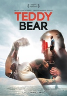 Teddy Bear - Swiss Movie Poster (xs thumbnail)