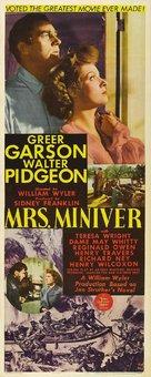 Mrs. Miniver - Movie Poster (xs thumbnail)
