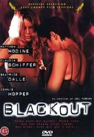The Blackout - Danish DVD cover (xs thumbnail)