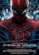 The Amazing Spider-Man - Lithuanian Movie Poster (xs thumbnail)