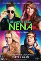 Take Me Home Tonight - Spanish Movie Poster (xs thumbnail)