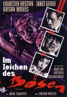 Touch of Evil - German Movie Poster (xs thumbnail)