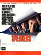 Sneakers - Movie Cover (xs thumbnail)