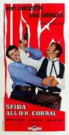 Gunfight at the O.K. Corral - Italian Movie Poster (xs thumbnail)