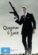Quantum of Solace - Australian Movie Cover (xs thumbnail)