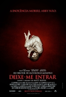 Let Me In - Brazilian Movie Poster (xs thumbnail)