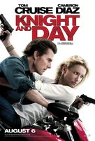 Knight and Day - British Theatrical movie poster (xs thumbnail)