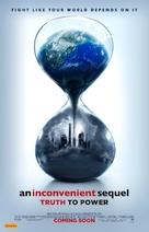 An Inconvenient Sequel: Truth to Power - Australian Movie Poster (xs thumbnail)