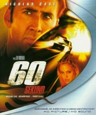 Gone In 60 Seconds - Czech Blu-Ray movie cover (xs thumbnail)
