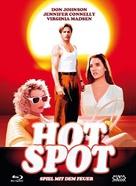 The Hot Spot - Austrian Blu-Ray movie cover (xs thumbnail)