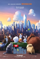 The Secret Life of Pets - Canadian Movie Poster (xs thumbnail)
