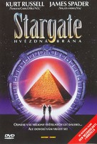 Stargate - Czech DVD movie cover (xs thumbnail)