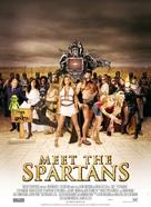 Meet the Spartans - Danish Movie Poster (xs thumbnail)