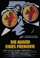 Eyes of a Stranger - German Movie Poster (xs thumbnail)