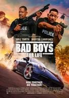 Bad Boys for Life - Swedish Movie Poster (xs thumbnail)
