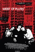 À l'ouest de Pluton - Movie Poster (xs thumbnail)