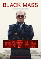 Black Mass - Finnish Movie Poster (xs thumbnail)