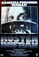 When a Stranger Calls - Swedish Movie Poster (xs thumbnail)