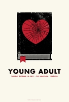 Young Adult - Canadian Advance movie poster (xs thumbnail)