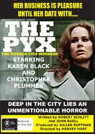 The Pyx - New Zealand DVD cover (xs thumbnail)