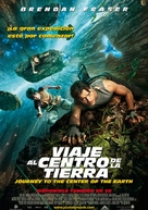 Journey to the Center of the Earth - Mexican Movie Poster (xs thumbnail)