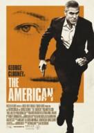 The American - Norwegian Movie Poster (xs thumbnail)