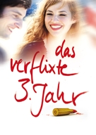 L'amour dure trois ans - German Movie Poster (xs thumbnail)