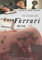 Ferrari - German Movie Poster (xs thumbnail)