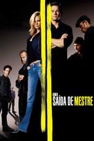 The Italian Job - Brazilian Movie Poster (xs thumbnail)