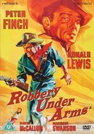 Robbery Under Arms - British DVD cover (xs thumbnail)