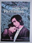 Quatre nuits d'un rêveur - Finnish Movie Poster (xs thumbnail)