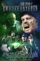 Army of Frankensteins - Movie Poster (xs thumbnail)