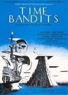 Time Bandits - Danish Movie Poster (xs thumbnail)