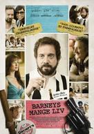 Barney's Version - Danish Movie Poster (xs thumbnail)