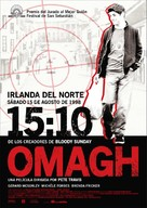 Omagh - Spanish Movie Poster (xs thumbnail)
