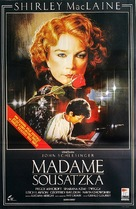 Madame Sousatzka - Turkish Movie Poster (xs thumbnail)