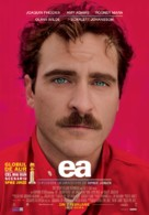 Her - Romanian Movie Poster (xs thumbnail)