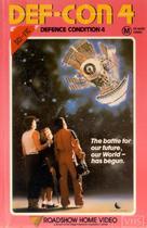 Def-Con 4 - Australian VHS cover (xs thumbnail)