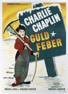 The Gold Rush - Swedish Movie Poster (xs thumbnail)