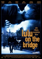 Lulu on the Bridge - German Movie Poster (xs thumbnail)