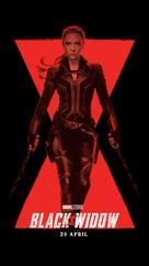 Black Widow - Movie Poster (xs thumbnail)