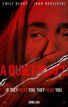 A Quiet Place - British Movie Poster (xs thumbnail)