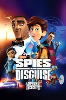 Spies in Disguise - Canadian Movie Cover (xs thumbnail)