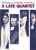 A Late Quartet - DVD cover (xs thumbnail)