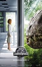 Jurassic World - New Zealand Movie Poster (xs thumbnail)