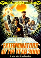 Exterminators of the Year 3000 - DVD cover (xs thumbnail)