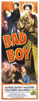 Bad Boy - Movie Poster (xs thumbnail)
